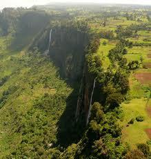 The Countryside of Kenya