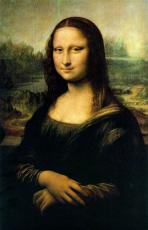 What is Mona Lisa thinking