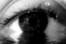 River of Tears - by Anja Tsunami