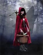 Red Ridding Hood: rewritten for contest