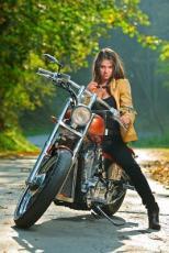 The Born Biker Chick