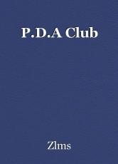 P.D.A Club