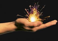 Sparks sparks sparks