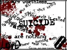 suicide my friend