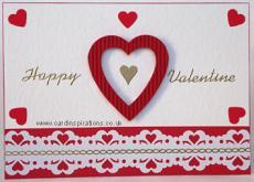 Valentine Vincey, Red Confetti