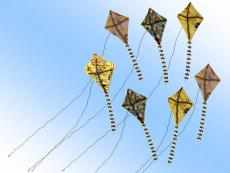 Kites Glide with Love