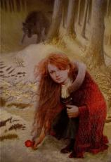 The Scarlet Woman (Fantastical Bookie Challange)