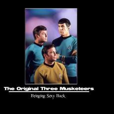 Limericks About Star Trek