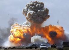 US-NATO (humanitarian) intervention in libya haiku