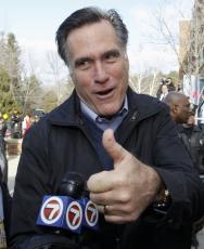 romney in NH