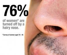 nose hair shuffle
