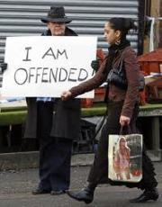 in order to offend