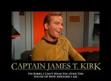 Eat at Joe's:  Captain Kirk & The Seven Sins of Buddha