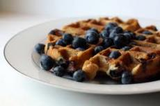 Blueberry Waffles and the Loss of Innocence