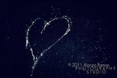 Freezing Ice Hearts