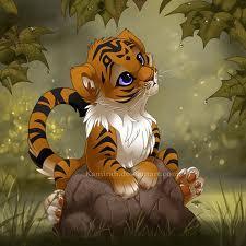 The Tiger Cub