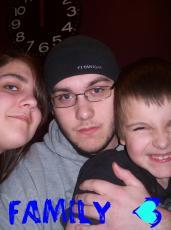 My Family, My Saviors
