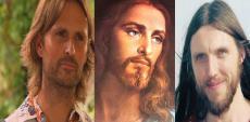 he looks like jesus