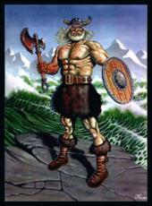 Glorious R. Viking