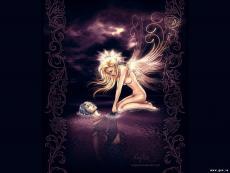 My sweet fallen angel