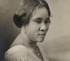 Madam C. J. Walker's Life