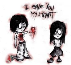 I give you my heart