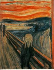 Added Poem to The Scream