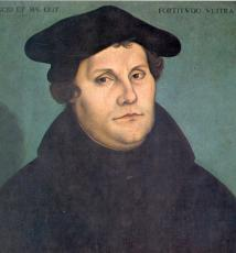 Martin Luther's Thoughts On God