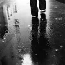 missing in the rain