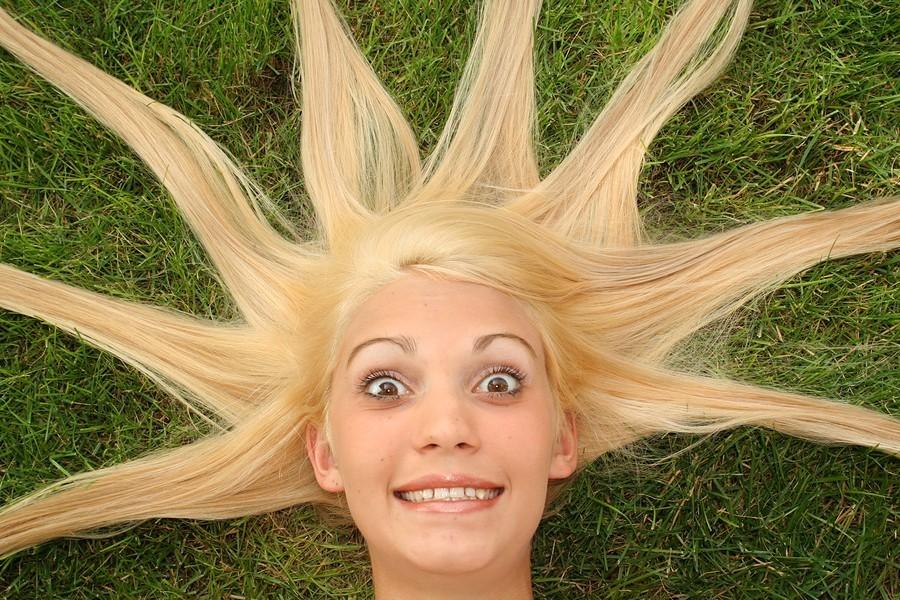 Картинки про волосы смешные