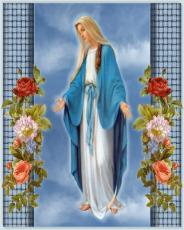 A Bouquet of Flowers to Mother Theresa (Aug.26,1910-Sep.5,1997)