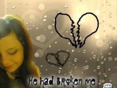 He Broken me Chapter 1