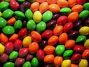Skittles for friends