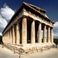 athenian greek gods.