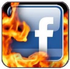 Facebook Error 9.0: S.P.A.M.