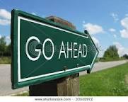 Go Ahead..