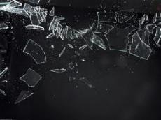 Shattered Glass.