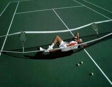 My Summer of Tennis: The evolution of recreational player into a pretentious poser