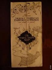 Ellie And The Marauders Map