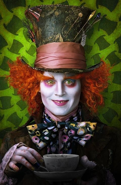 Mad For Hatter, short story by HaleyIsCrazy