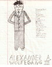 Alexander Amadeus Wolfegang-Spoiler warning!