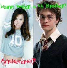 Harry Potter is My Brother? Character list.