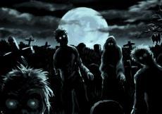 Super Slacker vs. The Ultimate Zombie Apocalypse!