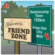 The Friend Zone....