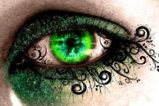 The Green eyed society.
