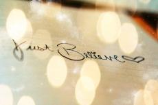 *Just Believe*