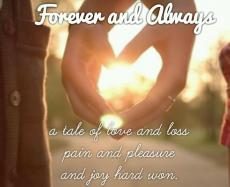 Forever and Always(its not fan fiction, nothing related to one direction)