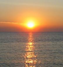The Sun's Up!