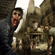 Intro To Rise of the Living Dead characters