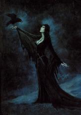 The Nevermore Sweetness of a Blackened Maid